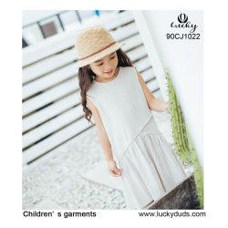 La primavera de los conjuntos de ropa para niños de la banda de niñas Blusa y falda de tul
