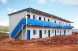 Industrial personalizado prefabricados modulares Pre fabricado de acero estructural de metal de la construcción de almacenes prefabricados estructura del edificio de almacenamiento de la fábrica taller