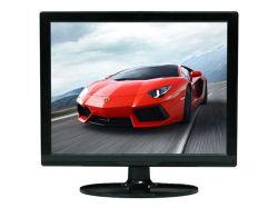 """De LEIDENE Vertoning van de Computer Draagbaar met HDMI voerde 17.1 """" LCD de Flexibele Tribune van de Monitor in"""