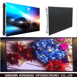 En el interior P/P1.562/11.47.875/1.923 Tono pequeños LED HD de alta definición video wall