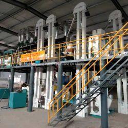سعة صغيرة مصنع معالجة دقيق جدًا للذرة