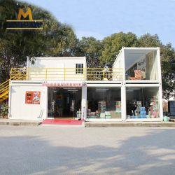 Voordelige Prefab draagbare platteland handige winkel container Coffee Shop