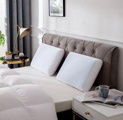 Nueva y genial de gel de espuma de memoria almohada látex almohadas de espuma de memoria
