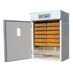 Kundenspezifisches große Kapazitäts-automatisches Geflügel/Huhn-/Wachtel-/Ente-/Gans-/Strauß-/Taube-Ei-Inkubator