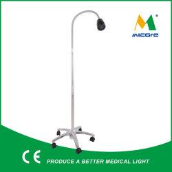 El JD1100 Tipo de Piso móvil LED 3W Lámpara Examen Dental