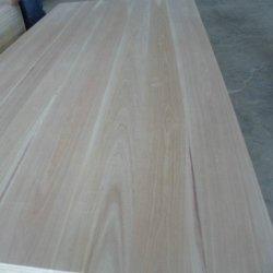Bed를 위한 중국 Manufacturer Direct Supply Paulownia Slid Wood Logs