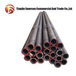 DIN17100 St52-3 Barra oco do tubo de aço sem costura e Tubo de parede espessa
