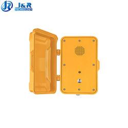 Emergency industrielles Marinetelefon, drahtlose Wechselsprechanlage-wasserdichtes Hotline IP-Telefon