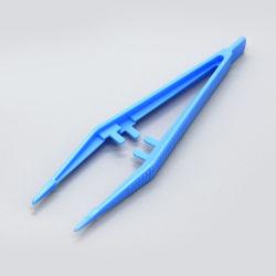 使い捨て可能な医学の生殖不能のプラスチックピンセット