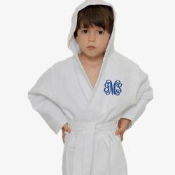 工場子供の浴衣の赤ん坊の浴衣は浴衣を卸しでからかう