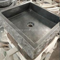 Lavar fregadero fregadero de la cuenca de piedra de granito para cocina, cuarto de baño/Indoor/Outdoor