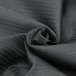 Tc de alta calidad 65*30*35 150d teñido de espina de pez tejido camisa