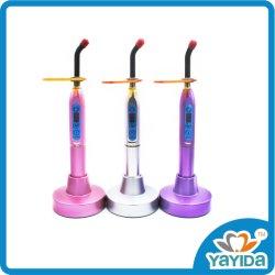 LED de luz Dental Dental Luz de cura com cores diferentes