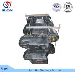 Hohes Fahrgestell des Mangan-Stahl-P&H zerteilt Exkavator-Spur-Schuh