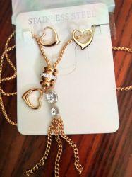 رباط سلسلة يومية من رباط الأزياء رباط سلسلة مخصصة قابلة للضبط أرتيني مجموعة مجوهرات سويتر