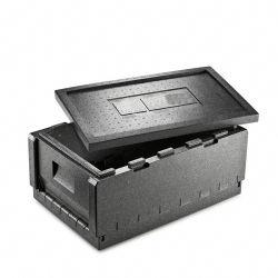 Cajas de embalaje plegable EPP Foam conveniente Refrigerador