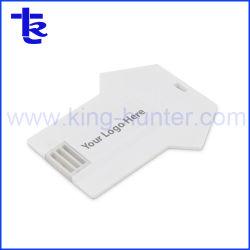 T-Shirt Tarjetas de forma clave de la unidad de la tarjeta de memoria USB flash driver
