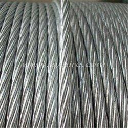 Mehrzweck-Litze Stahldraht mit Galvanisierungsschicht