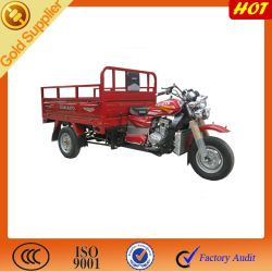 Nieuwe Kipwagen Trike