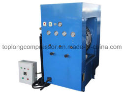 Draagbare Hogedruk-Auto-Vulmotor Cng-Compressor