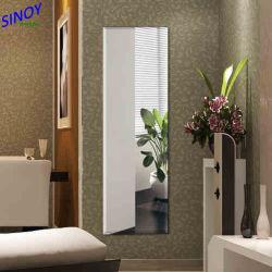Qualidade superior e imagem clara Espelho de porta de vidro flutuante