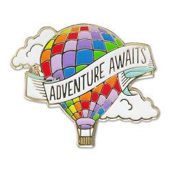 جمليّة ترويجية مشبك معدني شعار مخصص 3D Cloisonne enamel Laepl مسمار معدني