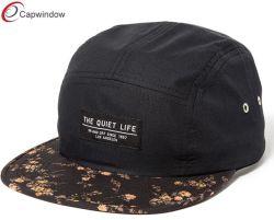 Protezione esterna nera di campeggio Headwear (07037) del cappello
