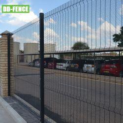 La qualité de la Chine sur le fil de clôtures anti montée de gaz à la frontière de l'aéroport d'affiner Usine de traitement de la station de poudre de chemin de fer en usine