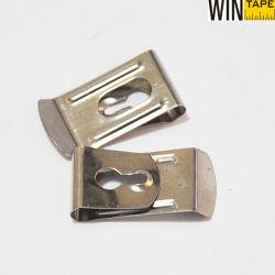 Пользовательский размер металлический зажим для ремня стальной проволоки
