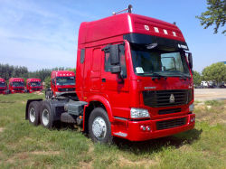 Sinotruk HOWO 6X4 Camion Tracteur