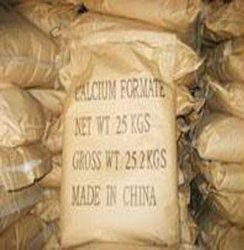 Formato de cálcio Grau Técnico Configuração de cimento Agente Aditivo de betão