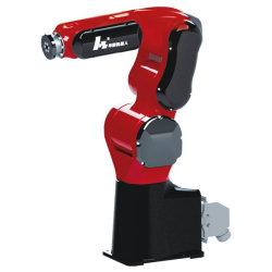8 م تعليم كبل المدلاة 4.5kw الصناعية Welding PalleTizer Collaborative Robot الذراع