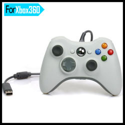 Câble de la joie de manche à balai Stick pour XBox 360 & de la fenêtre Console de jeux PC