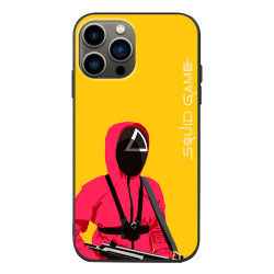 Nieuwe aanpasbare patroon ultra-thin siliconen case Squid game phone case Voor iPhone 12 PRO Max 12 Mini 11 PRO Max