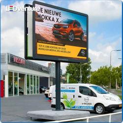 Для использования вне помещений дисплей со светодиодной подсветкой экрана платы P РП3.91 P4.44 P5.33 для подписания Реклама на щитах Реклама