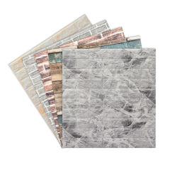 3D는 가정 훈장 방수 거품 벽돌 벽 스티커를 Wallpapers