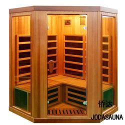 Sauna de Vapor de infrarrojo lejano de la cabina de la casa de 3 a 4 persona Hotwind