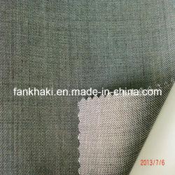Tecido Sarjado Worsted prensa no Outono e Inverno (FKQ33025/1)