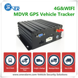 Dispositivo de localização GPS Mdvr Monitorização de Vídeo