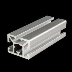 30*40mm Schlitz-Strangpresßling-Profil der Aluminiumlegierung-3040 industrielles des Aluminium-T