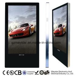 Toepassing voor binnenshuis 22inch en digitale TFT-signage-monitor