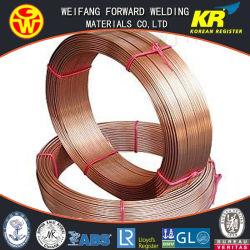 Eh14 Em12 EL12の中国の製造者からのサブマージアーク溶接ワイヤー