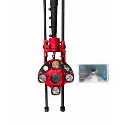 كاميرا تلسكوب التكبير/التصغير كاميرا فحص الثقب ذات العرض السريع
