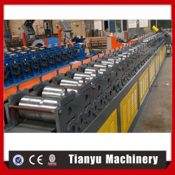 Производитель стальной рамы двери роликогибочная машина затвора механизма принятия решений