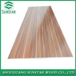 E1 E2 de la melamina, madera contrachapada HDF Muebles Mercado de Nigeria
