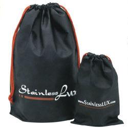 Cordón de la bolsa de embalaje, Diseño y Tamaño es bienvenida