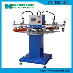 Automatique de l'écran rotatif à trois couleurs de l'imprimante à plat