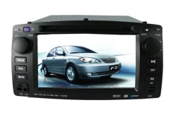 3G/WiFi/Bluetooth/iPod/Radio, Mobile Phone를 가진 6.2 인치 Byd F3 Toyota Universal Andriod 4.0 System Car DVD