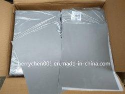 Grabado láser en color gris de lámina de goma, de 2,3mm para Auto sello entintado, 099A