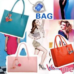 様々な色の PU の革デザイナーハンドバッグの女性の財布を販売する熱い